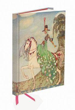 portada Nielsen In Powder & Crinoline (Foiled Journal) (Flame Tree Notebooks)
