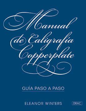 portada Manual de Caligrafía Copperplate