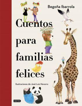 portada Cuentos para familias felices