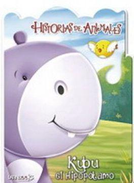 portada Kubu el Hipopotamo