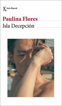 portada Isla Decepción (Biblioteca Breve)