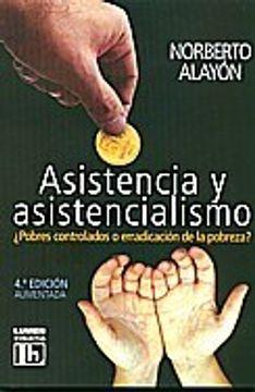 portada Asistencia y Asistencialismo Lumen