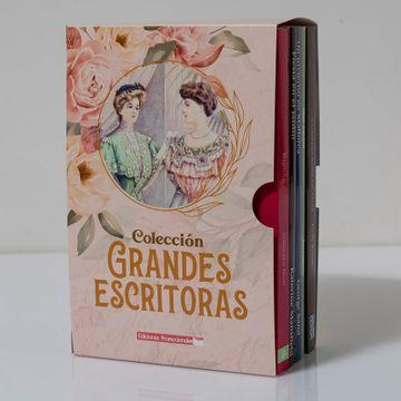 portada Colección Grandes Escritoras