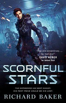 portada Scornful Stars (Breaker of Empires 3) (libro en Inglés)