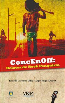 portada Concenoff: Relatos de Rock Penquista (Ebook)