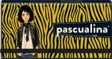 portada Agenda Pascualina Ejecutiva Glow 2020