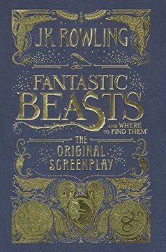 portada Fantastic Beasts And Where To Find Them (Screenplay) (Turtleback School & Library Binding Edition)