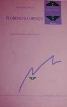 portada florencio cornejo : novela
