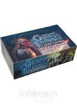 portada a game of thrones collectible card game: five kings edition boosters