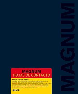 portada Magnum: Hojas de Contacto