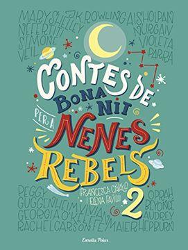 portada Contes de Bona nit per a Nenes Rebels 2