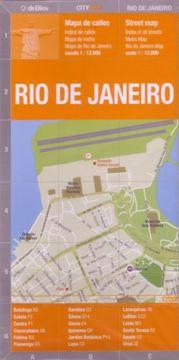 portada Rio de Janeiro               Citymap (libro en español / inglés)