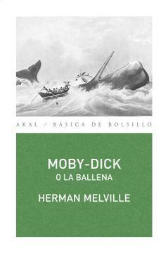 portada Moby-Dick o la Ballena