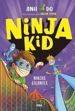 portada Ninja kid 6. Ninjas Gigantes