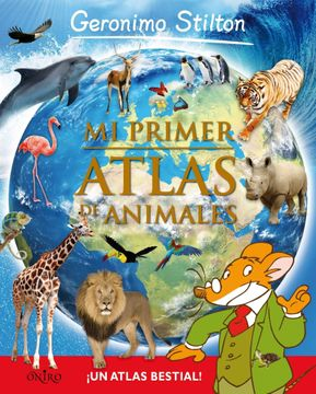 portada Mi Primer Atlas de Animales