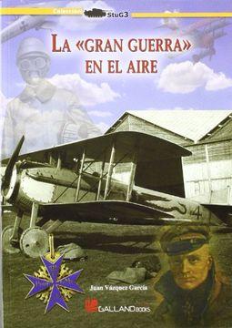 portada La Gran Guerra En El Aire