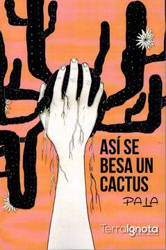 portada Así se Besa un Cactus