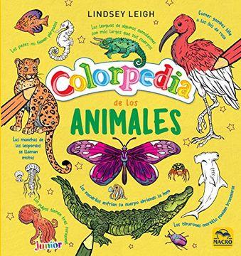 portada Colorpedia de los animales