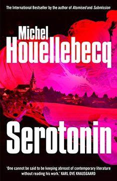portada Serotonin (libro en Inglés)