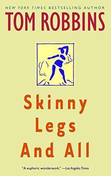 portada Skinny Legs and all (libro en Inglés)
