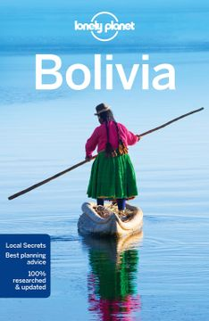 portada Bolivia 2016 (Ingles) Country Regional Guides (9Th Ed. ) (libro en Inglés)