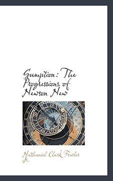 portada gumption: the progressions of newson new