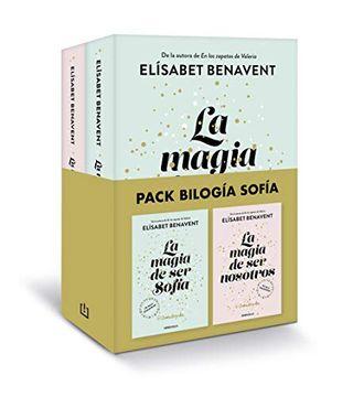 portada Pack Bilogía Sofía (Contiene: La Magia de ser Sofía , la Magia de ser Nosotros): 26200 (Best Seller)