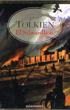 portada El Silmarillion