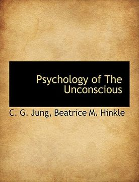 portada psychology of the unconscious