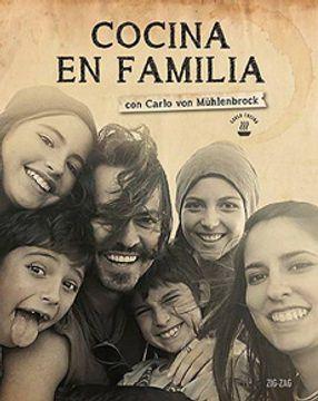 portada Cocina en Familia (Con Carlo von Muhlenbrock)