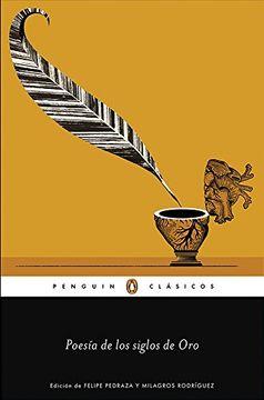 portada Poesia de los Siglos de oro