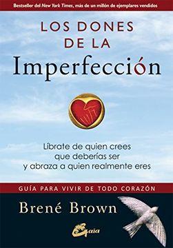 portada Los Dones de la Imperfeccion