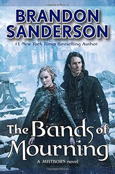 portada The Bands of Mourning: A Mistborn Novel