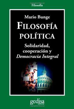 portada Filosofía Política