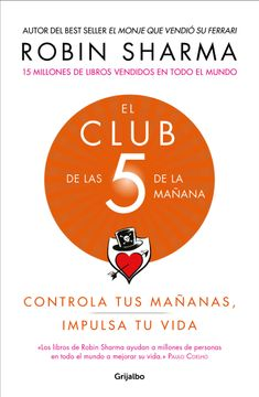 portada El Club de las 5 de la Mañana: Controla tus Mañanas, Impulsa tu Vida