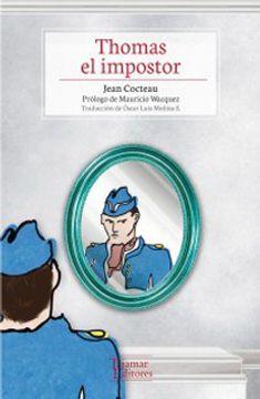 portada Thomas el Impostor