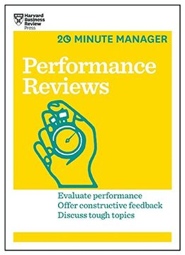 portada Performance Reviews (20 Minute Manger)
