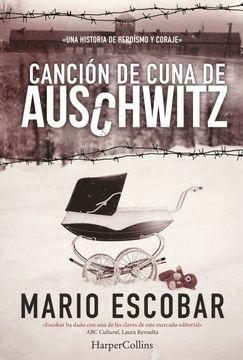 portada Canción de Cuna de Auschwitz (Harpercollins)