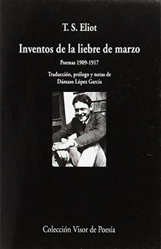 portada Inventos de la Liebre de Marzo: Poemas. 1909-1917 (Visor de Poesía)