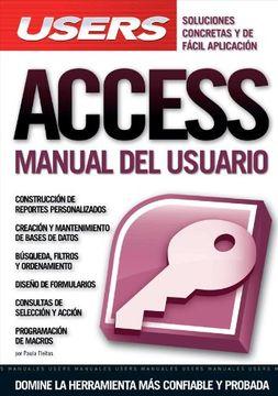 portada Access Manual del Usuario