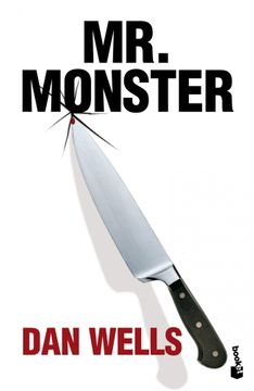 portada Mr. Monster: Trilogía John Wayne Cleaver 2 (Booket Logista)