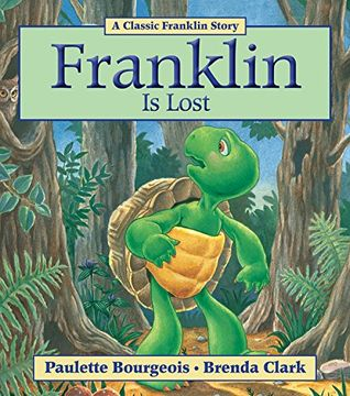 portada Franklin Is Lost