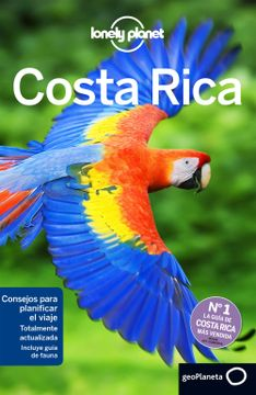 portada Lonely Planet Costa Rica