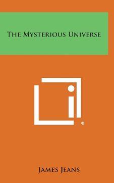 portada The Mysterious Universe