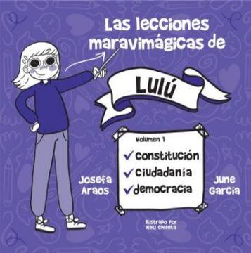 portada Las Lecciones Maravimágicas de Lulú.