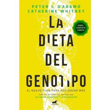 portada La dieta del genotipo