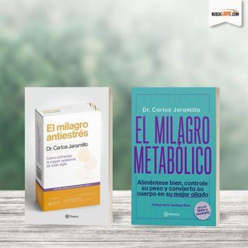portada Pack Milagro Metabólico y Antiestrés
