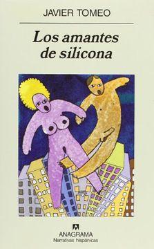 portada Los Amantes de Silicona