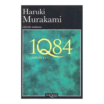 portada 1Q84, Libros 1 y 2