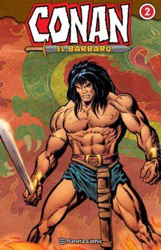 portada Conan el Bárbaro 2